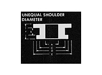 Unequal Shoulder Diameter